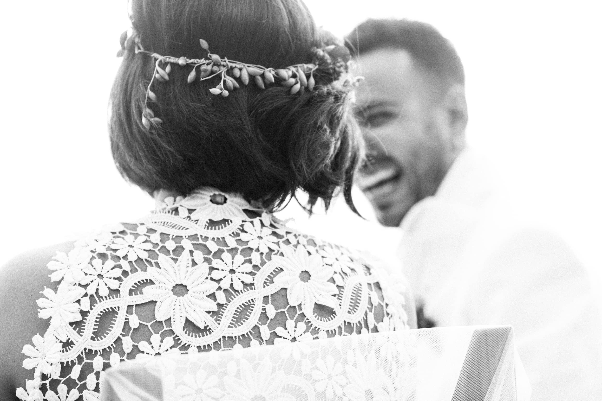 El ojo izquierdo - Wedding Photography